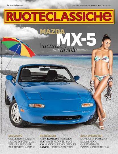 RUOTECLASSICHE N. 0284 AGOSTO 2012-0