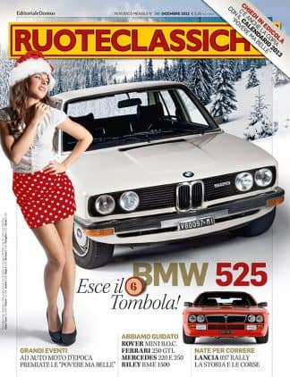 RUOTECLASSICHE N. 0288 DICEMBRE 2012-0