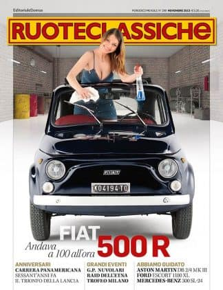 RUOTECLASSICHE N. 0299 NOVEMBRE 2013-0