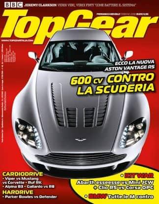 TOP GEAR N. 0003 Febbraio 2008-0