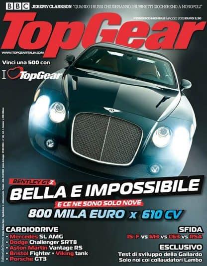 TOP GEAR N. 0006 Maggio 2008-0