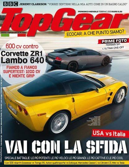 TOP GEAR N. 0015 Febbraio 2009-0