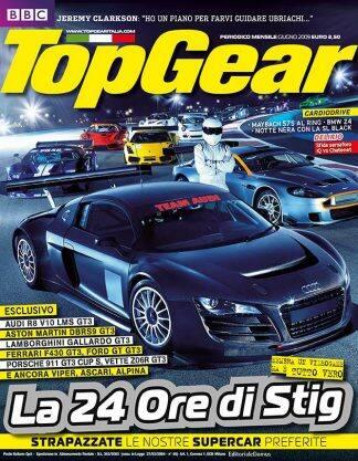 TOP GEAR N. 0019 Giugno 2009-0