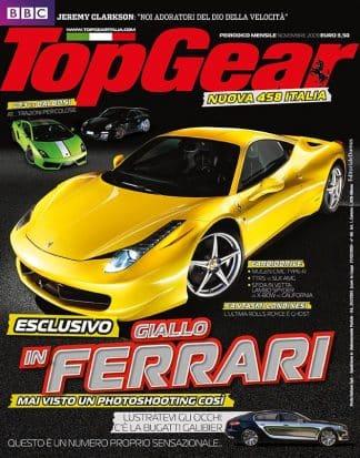 TOP GEAR N. 0024 Novembre 2009-0