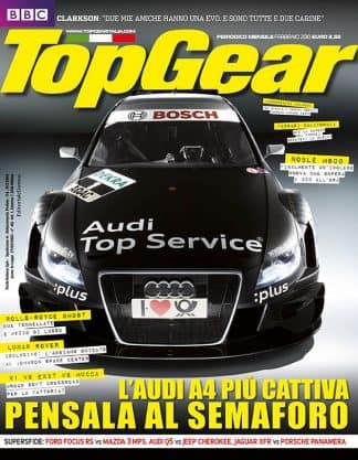 TOP GEAR N. 0027 Febbraio 2010-0