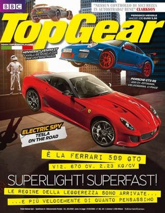 TOP GEAR N. 0030 Maggio 2010-0