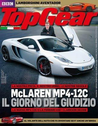 TOP GEAR N. 0041 Aprile 2011-0