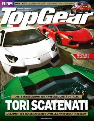 TOP GEAR N. 0044 Luglio 2011-0