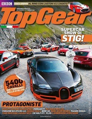 TOP GEAR N. 0046 Settembre 2011-0