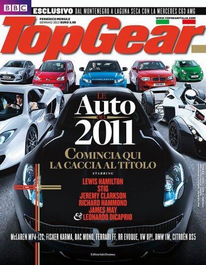 TOP GEAR N. 0050 GENNAIO 2012-0