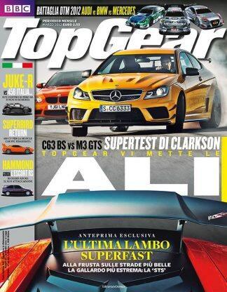 TOP GEAR N. 0052 MARZO 2012-0