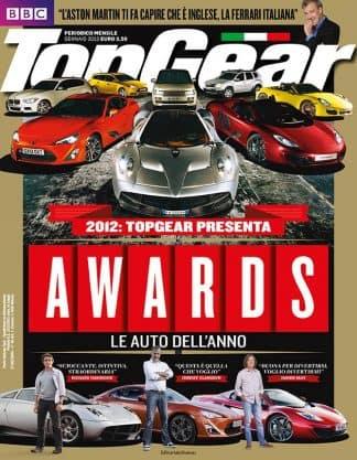 TOP GEAR N. 0062 GENNAIO 2013-0