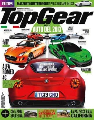 TOP GEAR N. 0063 FEBBRAIO 2013-0