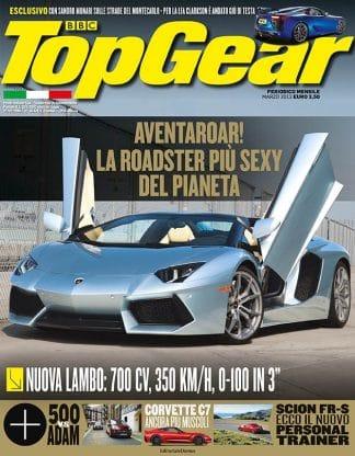 TOP GEAR N. 0064 MARZO 2013-0
