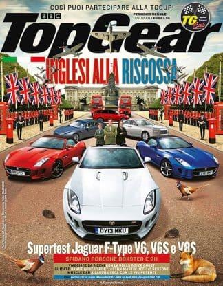 TOP GEAR N. 0068 LUGLIO 2013-0