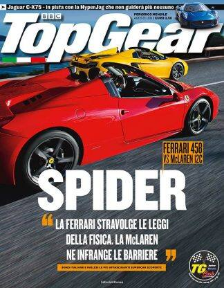 TOP GEAR N. 0069 AGOSTO 2013-0