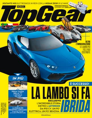 TOP GEAR N. 0084 NOVEMBRE 2014-0