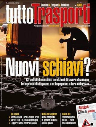 TUTTOTRASPORTI N. 0311 Novembre 2008-0