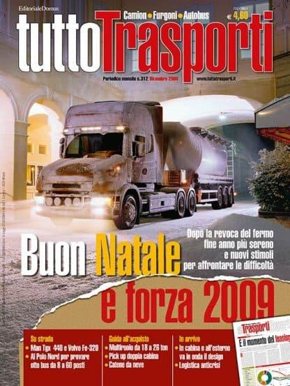 TUTTOTRASPORTI N. 0312 Dicembre 2008-0