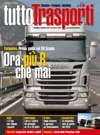TUTTOTRASPORTI N. 0322 Novembre 2009-0