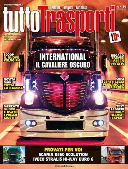 TUTTOTRASPORTI N. 0353 SETTEMBRE 2012-0