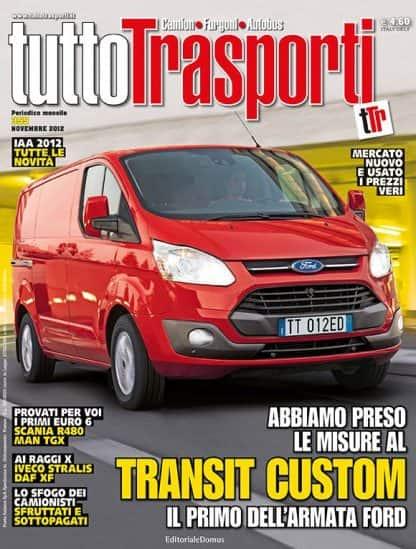TUTTOTRASPORTI N. 0355 NOVEMBRE 2012-0