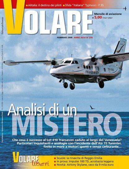 VOLARE N. 0290 Febbraio 2008-0
