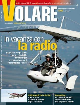 VOLARE N. 0296 Agosto 2008-0