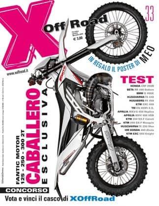 XOFFROAD N. 0033 Novembre 2010-0