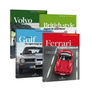 Ferrari, Golf, British Style, Volvo-0