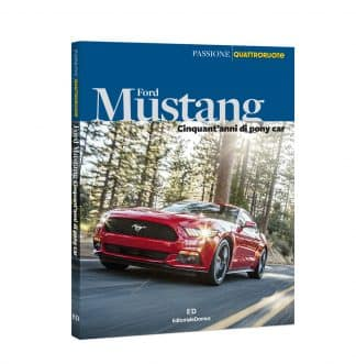 Passione Quattroruote Ford Mustang-0