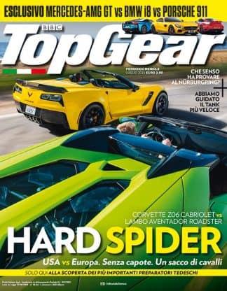 TOP GEAR N. 0092 LUGLIO 2015-0