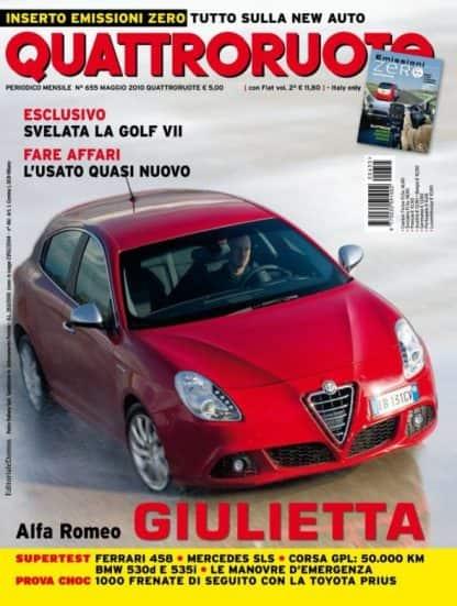 Quattroruote Maggio 2010-0