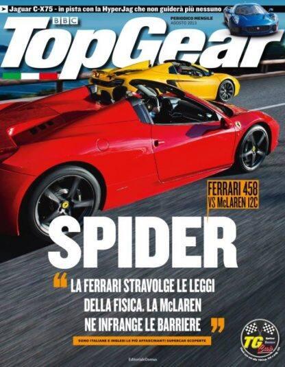 Topgear Agosto 2013-0