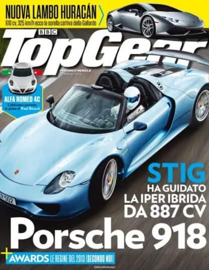 Topgear Febbraio 2014-0