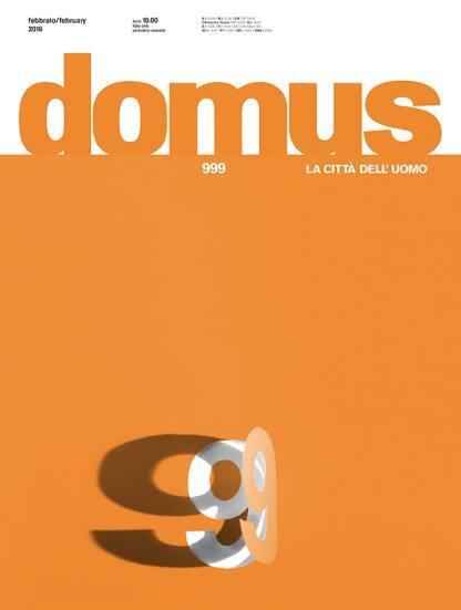 DOMUS N. 0999 FEBBRAIO 2016-0