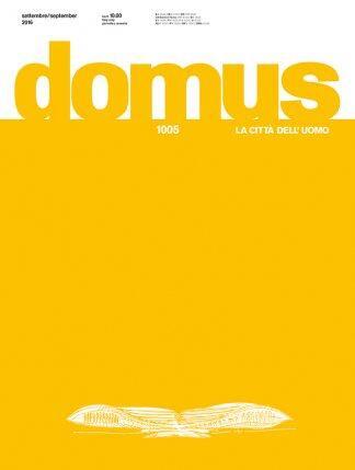 DOMUS N. 1005 SETTEMBRE 2016-0