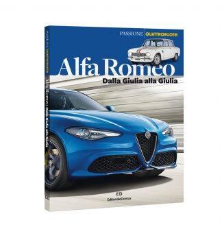 Passione Quattroruote Alfa Giulia-0
