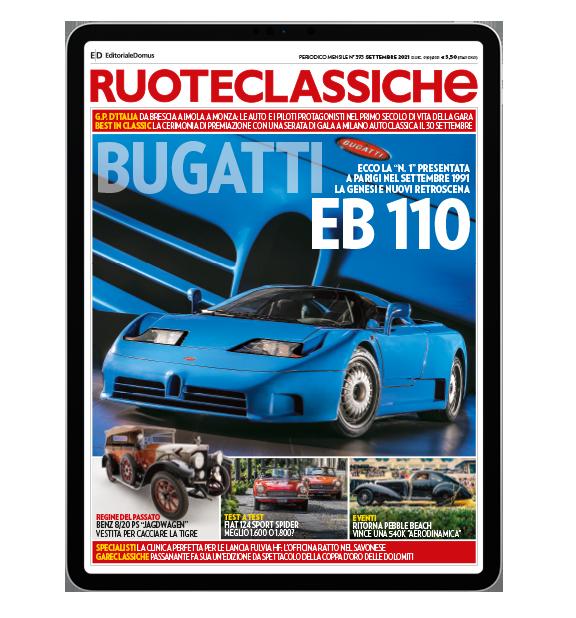 cover ruoteclassiche digitale