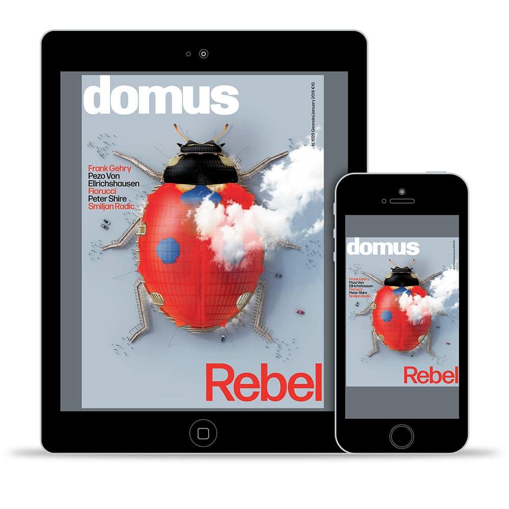 """Abbonamento a Domus digital edition (1 anno), <p style=""""text-align: center"""">Offerta ai clienti IBS Premium</p>"""