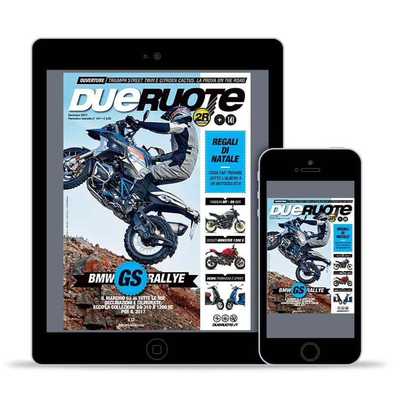 """Abbonamento a Dueruote digital edition (1 anno), <p style=""""text-align: center"""">Offerta ai clienti IBS Premium</p>"""