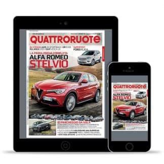 Abbonamento a Quattroruote digital edition