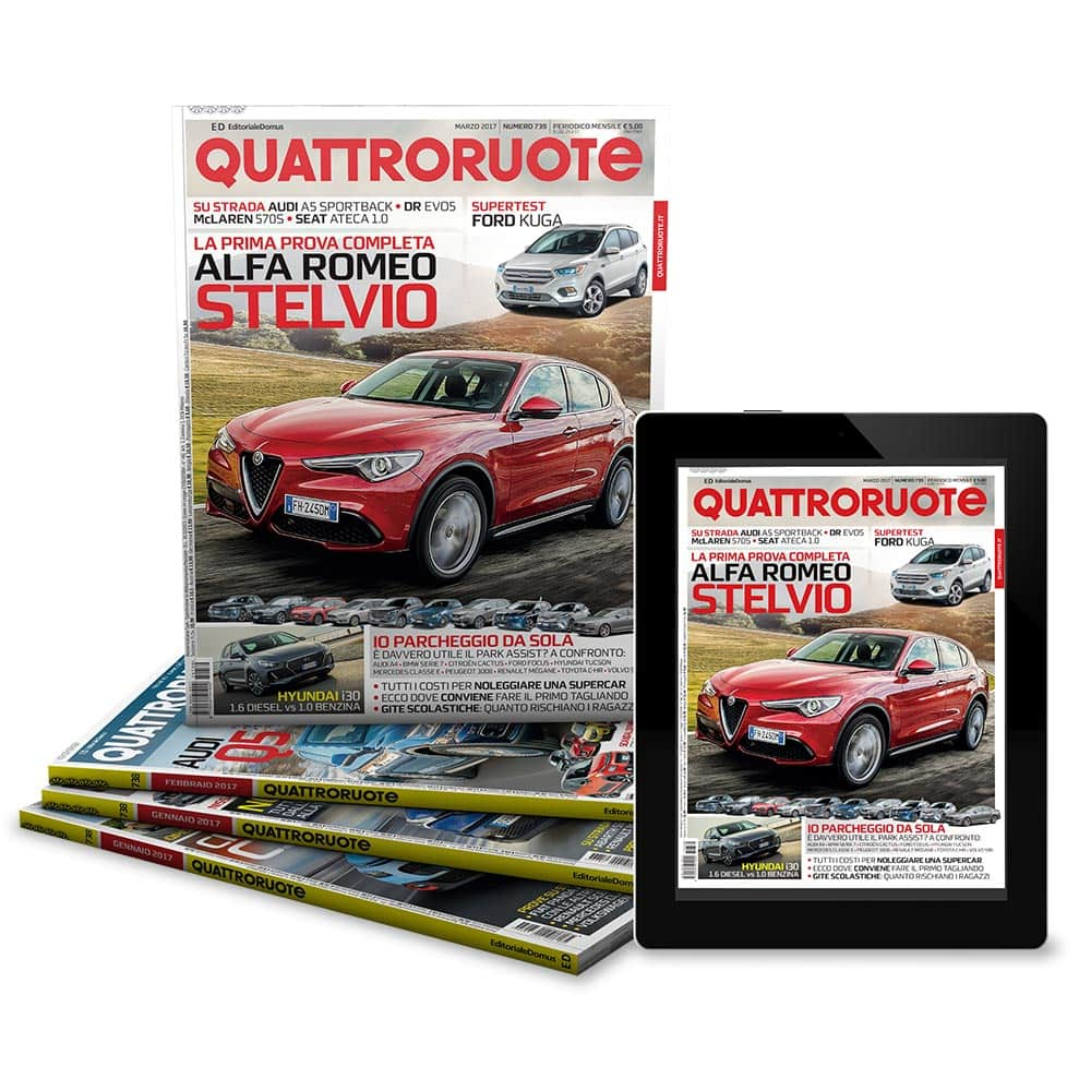 Abbonamento a Quattroruote (1 anno), Convenzione riservata ai dipendenti di Poste Italiane
