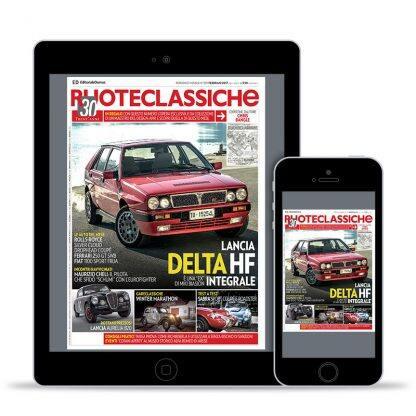 Abbonamento a Ruoteclassiche digital edition
