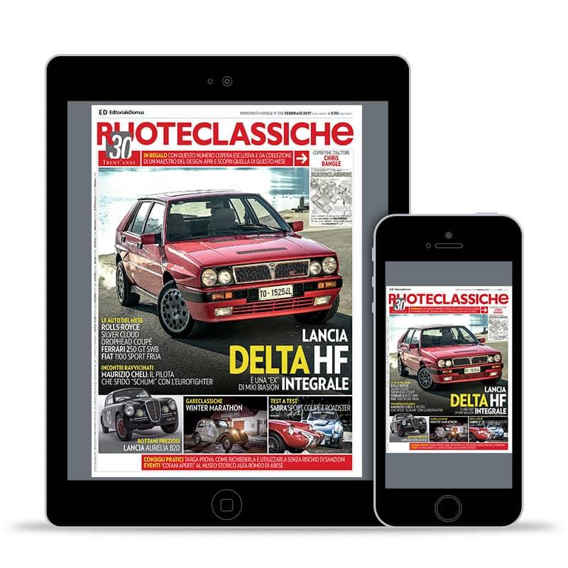 """Abbonamento a Ruoteclassiche digital edition (1 anno), <p style=""""text-align: center"""">Offerta ai clienti IBS Premium</p>"""