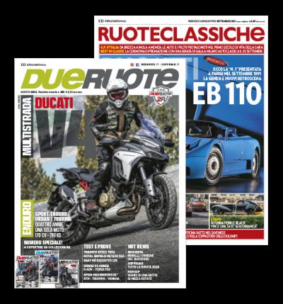 Cover dueruote + ruoteclassiche