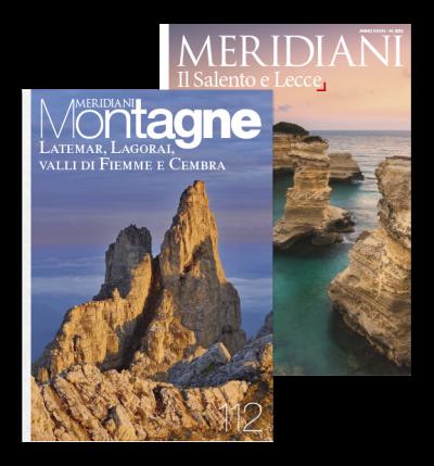 Cover meridiani + montagne