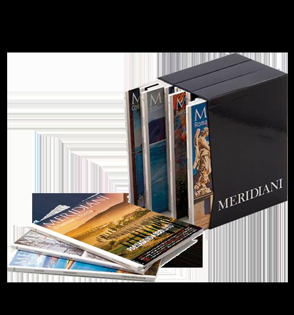 Raccoglitore Meridiani