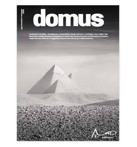 Cover abbonamento Domus