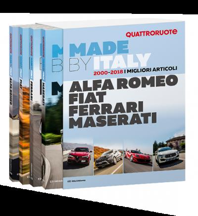 Made by Italy - Alfa, Fiat, Ferrari, Maserati